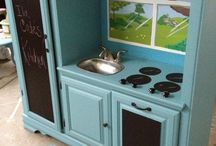 Play Kitchen Ideas / by Danielle Dyball