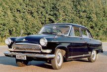 Volga Gaz car collection