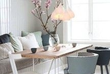 dining table / by Jamie Anderson