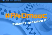 #A40MOOC / Unser MOOC zur Arbeit 4.0 auf mooin --> mooin.oncampus.de/a40mooc