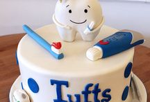 dentist graduation cakes