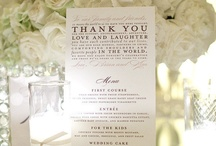 Wedding Ideas / by Jessica Ricks