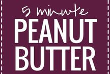 PEANUTS AND PEANUT BUTTER RECIPES