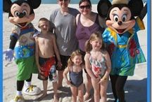 Disney Vacation / by Mai Holley