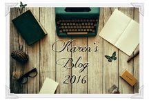 Karen's Blog 2016