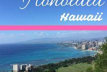 Holiday to Honolulu