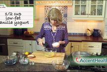 Accent Recipes / by Karen Monk-Moeckel