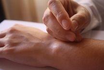 Medicina Tradicional China / Este tablero pretende mostrar técnicas de la MTC como la Acupuntura y terapias afines