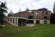 Case Study: Balcony adds the 'Wow' factor to Norfolk home / Set in 11.5 acres of Norfolk countryside, this impressive bespoke dwelling showcases to great effect every product from Balcony Systems' extensive range of low-maintenance clear glass balustrading and curved sliding patio doors. Read more here: http://www.balconette.co.uk/CaseStudy.aspx?sID=61
