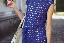 Crochet omen/s Dreses