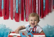 1st Birthday for Boy / First birthday party ideas and invitations for boys
