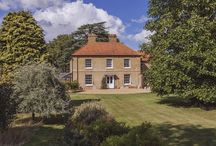 Godwick Hall: Interior Style / Interior style and design mixing contemporary and classic