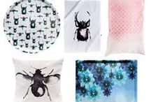 Le monde imaginaire de Rosanna Spring / Des objets déco inspirés de la nature