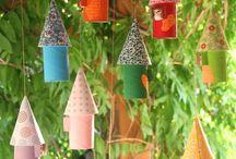 Ornaments and tiny sculptures