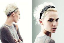 hair. makeup. / by Jeanette LeBlanc