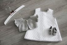 Childrens Knitting and crafts