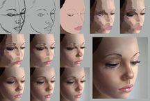 تکنیک های نقاشی دیجیتال