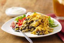 Crock Pot Main dishes & sides