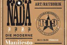 DA DA o NA DA   A.U.T.D (ART.Underground.Techno.Dienestag) +  Art Welcome ( open space for artist ) /  Every Dienestag/ Tuesday 'night  From the 4th February 014  (day of the global fight against the cancer)   DA DA Revolution Berlin +   Van Liebling Recordings +   Mongolfiere Libere Project +   LDM Le Droit Marasme Elektronix Mordu present:  DA DA o NA DA A.U.T.D + Art Welcome ( open space for artist )  24:00 until........ ????  Location: R19 Berlin Club R Neunzehn   = I.NOMAC = DDR  = KOROMOTO = DDR   = KURTIS VAN LIEBLING = VL  = GABRIEL SAVINGÉ b2b FABU = VL  = NICORUS = ML = VJ CHUUU = DDR