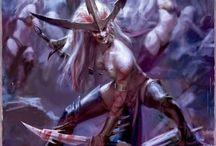 WH: Dark Elves