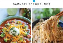 Vegetarian recipes / by Deby Coles