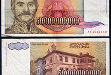 Yugoslavian Banknotes