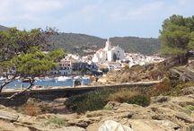 201407/08 Spanje / Vakantie