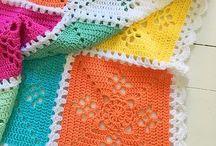 Crochet Blankets/Rugs