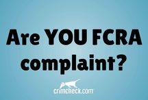 FCRA Compliant