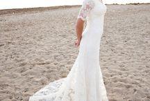 The big white dress