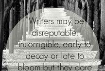 Writer / Kirjailija