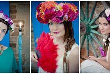 GMP Cinco de Mayo Colourful Mexican Wedding Inspiration / Colourful wedding inspiration and ideas inspired by Mexico's Cinco de Mayo celebration by Ginny Marsh Photography, Surrey, UK