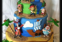 pirate birthday party ideas for Charlie / by Carolyn Collier