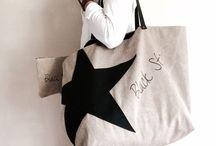 Idées couture sac de plage