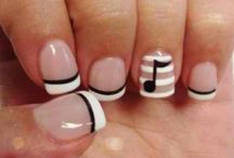 Nails for B