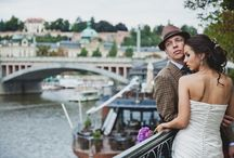 Our weddings / Photos of our weddings in Prague