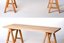 Meja Kerja (Work Table/Bench)