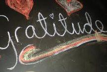 Attitude of Gratitude / by Samantha Wells