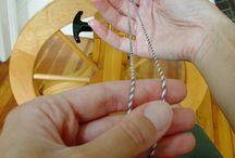 Yarn and Thread:  Spinning