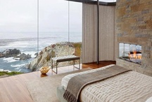 Glass Dream house by the Sea