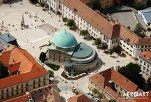 Magyar városok / Lakóhelyem:Pécs