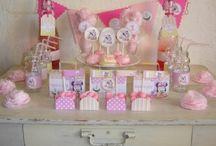 Sweet Table Minnie Mouse 1ste verjaardag