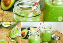 smoothies / healthy fruit and vegetable smoothie recipes