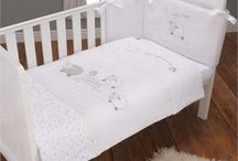 Silvercloud Coordinated Baby Bedding