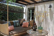 backyard / by Honey Wilson