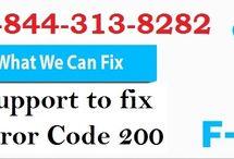 How to Fix F-Secure Antivirus Error Code 200?