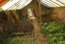 Skleníky, fóliáky, zimní zahrady
