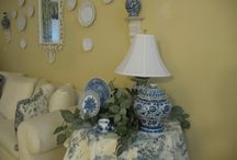 French Country decorating / by Barbara Rose