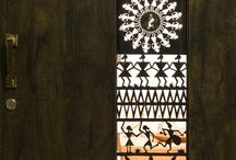 Jali door and gates