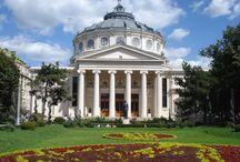 BUCAREST CAPITALE DELLA ROMANIA
